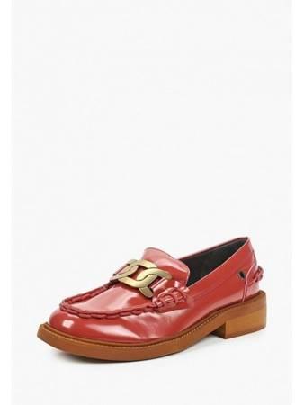 Włoskie mokasyny Loufer Red 1221009LL Tuffoni